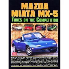 MAZDA MX-5 assume la concorrenza BOOK LIBRO