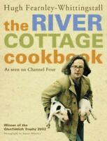 The River Cottage Cookbook by Fearnley-Whittingstall, Hugh Paperback Book The