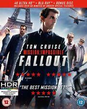 Mission: Impossible - Fallout (4K Ultra HD + Blu-ray+ Bonus Disc) [UHD]