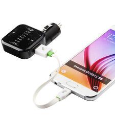 New Black Bluetooth LCD Car Kit MP3 Player FM Transmitter Modulator SD MMC USB