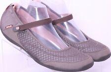 Teva Niyama 1003976 Taupe Comfort Casual Mary Jane Flats Women's US 9.5
