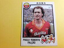 PAULO ROBERTO FALCAO ROMA FIGURINA ALBUM CALCIATORI PANINI 1982/83 n°216 rec