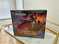 MTG Throne of Eldraine Magic Gathering Bundle Box Fat Pack Booster NEW & SEALED