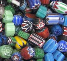 100+ pcs Mini Chevron Glass Beads All Purpose New 8mm