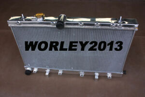 Aluminum radiator for Subaru Liberty 2.0L 2.5L 1998 1999 2000 2001 2002 2003 MT