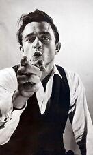 "007 JOHNNY CASH - RIP I Walk the Line USA Singer 14""x23"" Poster"