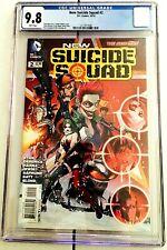 Suicide Squad #2 - CGC 9.8 NM/MT - 2014  First Print!