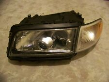 1997-1999 AUDI A8, S8 LEFT HEADLAMP ASSY OEM NEW IN BOX 4D0-941-003-AF
