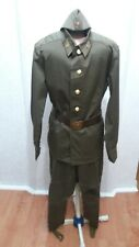 Cadet uniform of the Soviet army of the USSR