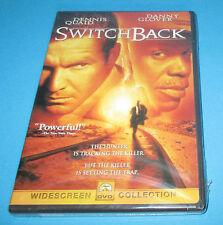 Switch Back DVD- Dennis Quaid, Danny Glover -Crime, Thriller,  (NEW SEALED!!)