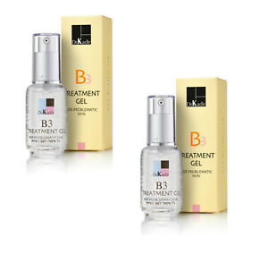 Dr. Kadir B3 TREATMENT GEL for oily and problematic skin ( 2 x 30ml )