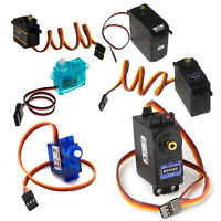Emax Micro Servo Motor Digital Metall Kugellager Getriebe RC Modelle