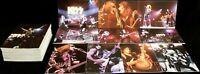 2001 NECA KISS ALIVE! ROCK BAND BASE SET OF (72) CARDS ~ NM!