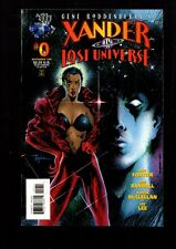 XANDER <LOST UNIVERSE> US TEKNO COMIC VOL.1 # 0/'95