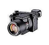 DSLR-Kameras mit eingebautem Blitz und AA Akkuart