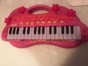 Barbie Keyboard/ Piano