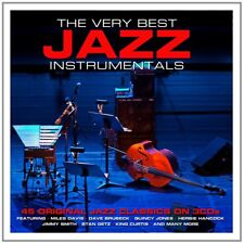 VERY BEST OF JAZZ INSTRUMENTS 3 CD NEU BOX-SET MILES DAVIS/GLENN MILLER