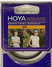 Hoya 55mm UV Filter Both Sides Coated Top Japanese Quality For Digital Cameras