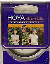 Hoya UV (O) Optical Glass Protector Filter 55mm Both Sides Coated In UK Offer!