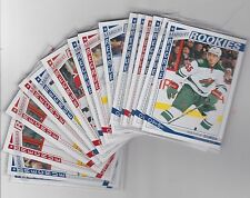 13-14 O-PEE-CHEE UPDATE ROOKIE RC CARDS - FINISH YOUR SET LOW SHIPPING RATE