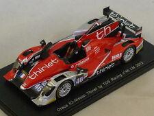 Spark S3762 - ORECA 03-Nissan Thiriet by TDS Racing n°46 Le Mans 2013 1/43
