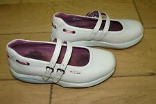 MBT Changa Birch Leather Womens Shoes UK 6 - Excellent