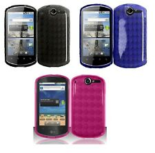 TPU Flexi Soft Crystal Skin Cover Phone Case for HUAWEI U8800 IMPULSE 4G