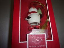 Lenox Penguin Chime Christmas Ornament
