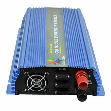 1000W  Grid Tie Power Inverter Netz-Wechselrichter DC 10.8-28V to AC 230V Solar