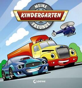 Meine Kindergarten-Freunde (Fahrzeuge) | Buch | Eintragbücher | Deutsch | 2018