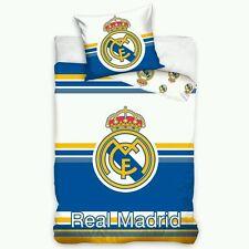 Funda nórdica Real Madrid 160x200 cama 90.100% algodón. Nordica