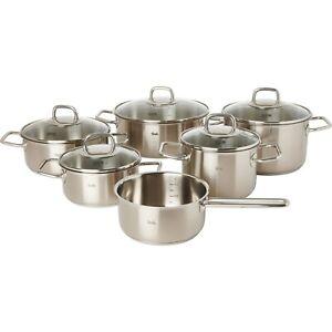 FISSLER Viseo 6-Piece Cookware Set - 084-127-06-000/0