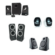 Altavoces Logitech USB 2.0 Z120/Z130/Z200/Z213 2.1 Subwoofer Speaker Negro,