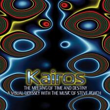 STEVE ROACH Kairos  - The Meeting of Time and Destiny DVD+CD A5 Digipack 2006
