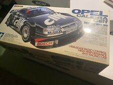 Vintage New In Box Tamiya 1/10 Electric RC Opel Calibra Cliff  TA 03 F On Road