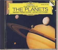 Gustav Holst - von Karajan, Berliner Philharmoniker: The Planets (DG) Like New