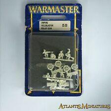 Empire Hellblaster Volley Gun Blister - OOP - Warmaster Warhammer C857