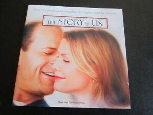 Eric Clapton & Marc Shaiman - The Story Of Us (Soundtrack) 1999 Reprise CD Album