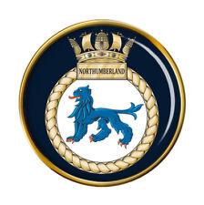 HMS Northumberland, Royal Navy Pin Badge