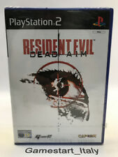 RESIDENT EVIL DEAD AIM - PS2 - NEW SEALED PAL UK VERSION - VERY RARE
