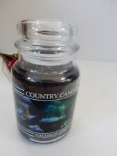 CAULDRON SPELL - Kringle Country Candle Halloween NEW Limited Edition - 24 oz