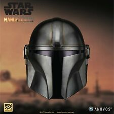 ANOVOS - Star Wars - The Mandalorian Wearable Helmet 1:1 Scale Prop Replica