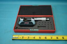 Used Spi Screw Thread Micrometer 13 514 5 With Case