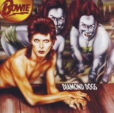 DAVID BOWIE diamond dogs (CD, album) glam rock, classic rock, pop rock