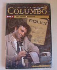 DVD COLUMBO - N°2 - Peter FALK - FAUX TEMOIN / POIDS MORT - NEUF