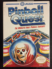 1990 Pinball Quest New Factory Sealed for Nintendo NES SNES VGA N64