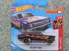 Coches, camiones y furgonetas de automodelismo y aeromodelismo Nova Chevrolet de escala 1:64