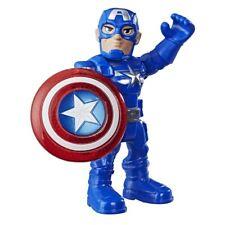 Marvel Superhero Adventures Captain America Action Figure - NEW