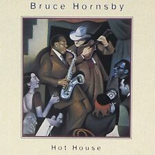Hot House by Bruce Hornsby (Jul-1995, RCA Records)