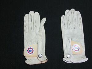 Vintage  Golf Glove Leather Ben Hogan Medium Womens ~ 8194